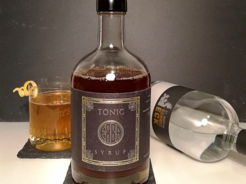 ERBA Tonic Syrup