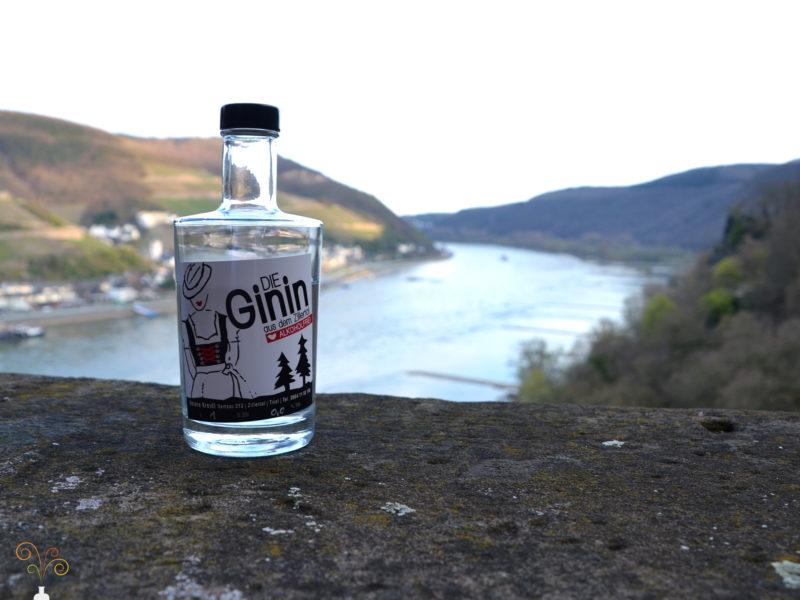 Die Ginin alkoholfrei
