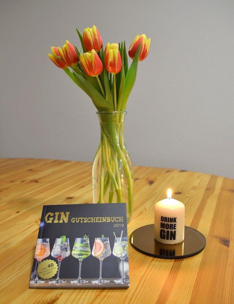 Just Gin Gin Gutscheinbuch 2019