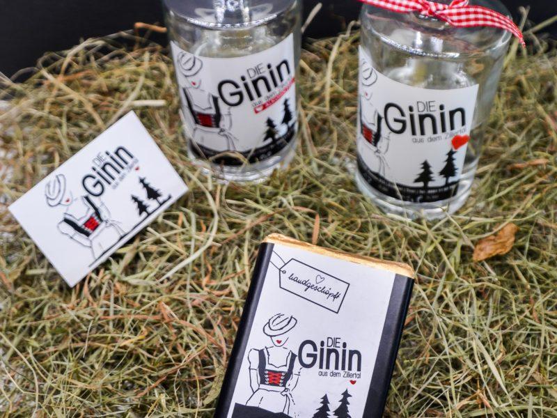 Die Ginin – Gin Schokolade