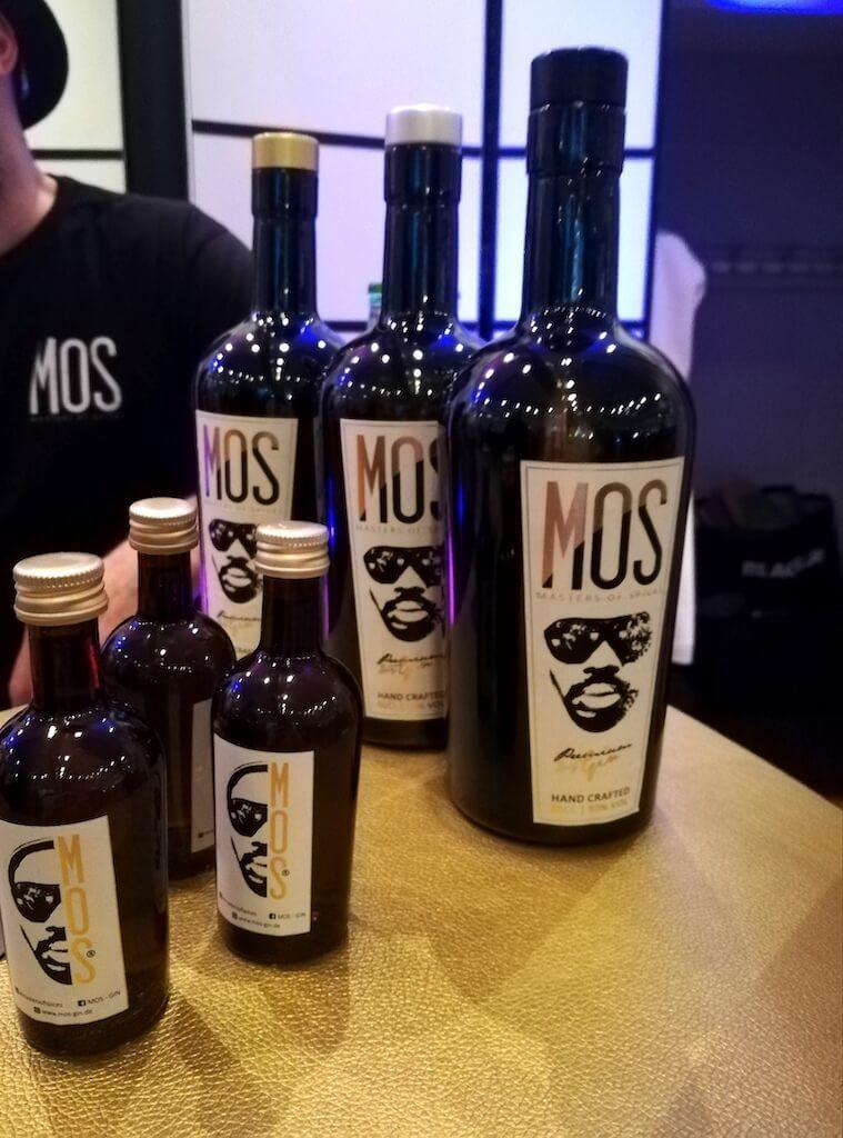 MOS Gin auf dem Hofheimer Gin Festival
